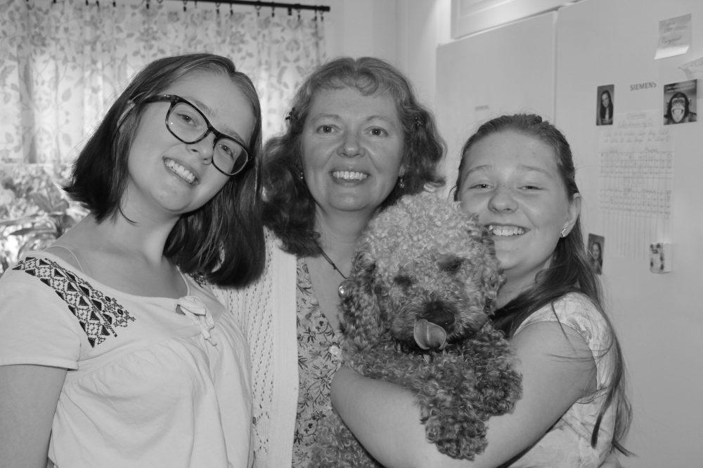 Mamma blir uppvaktad på sin 50-årsdag!