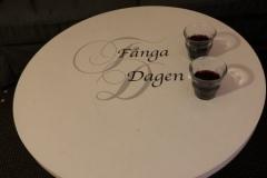 Rödvin i Duralexglas