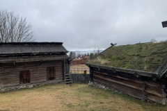 Tällbergs gammelgård.