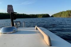 Stora Björnö om styrbord